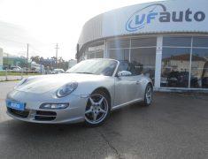Porsche 911 Carrera 4 (Cabrio)