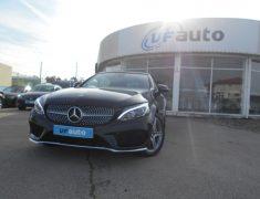 Mercedes-Benz C 250d AMG (Cabrio)