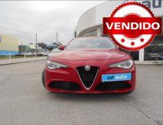 Alfa Romeo Giulia Super 2.2 Diesel 150cv AT8