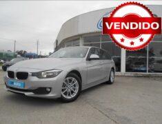 BMW 318D Touring (Auto.)